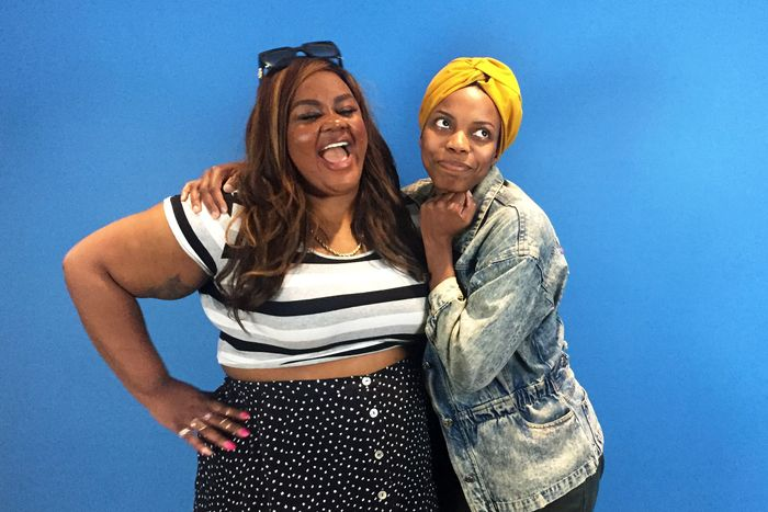 This Week in Podcasts: Nicole and Sasheer Are Best Friends