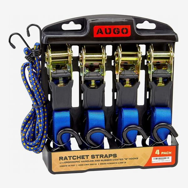 AUGO Ratchet Tie Down Straps