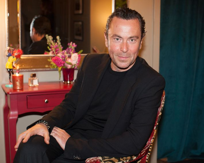 Christophe robin opened a new york pop up salon - Salon christophe robin ...