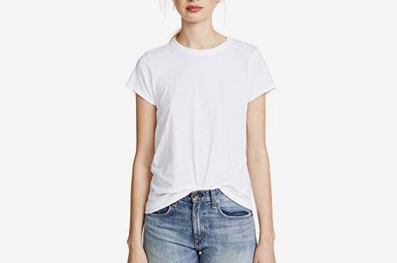 The 17 Best White T-shirts for Women 2019
