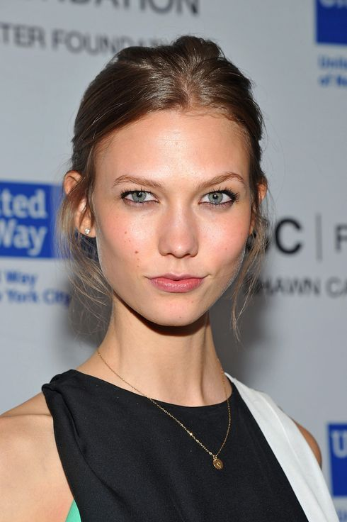 Model Karlie Kloss attends a benefit for the United Way of New York City