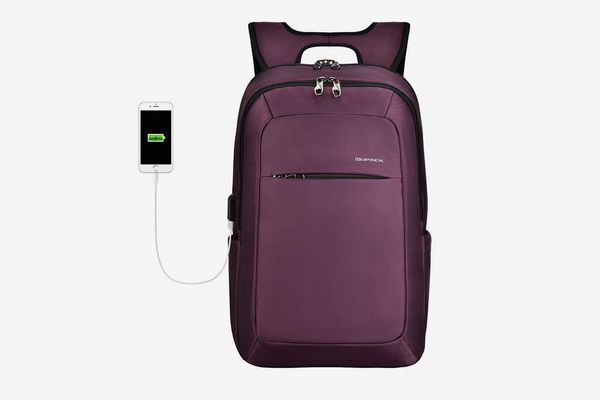 "Kopack Slim Business Laptop Bag with USB Adapter (Fits 15"" Laptop)"
