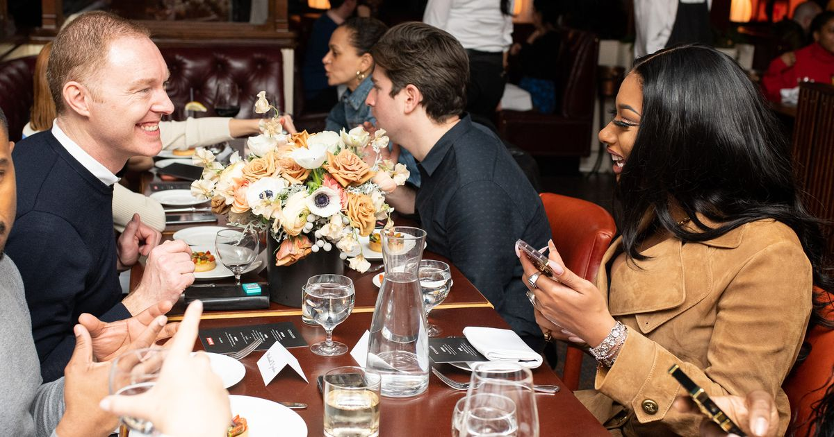 Coach Threw an Intimate Dinner for New York Fashion Week