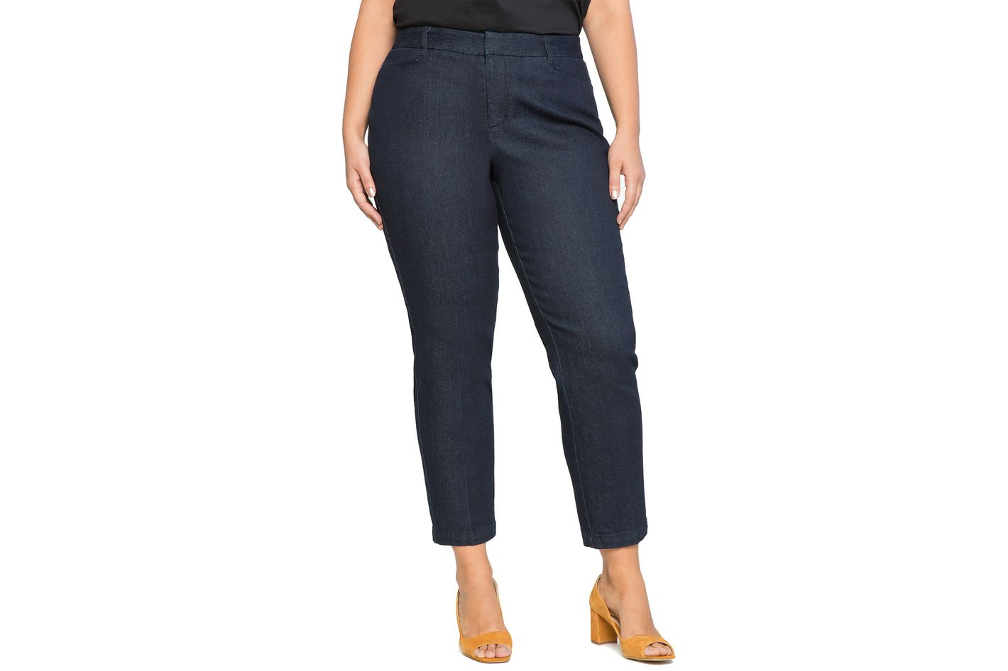 Kady Fit Denim Pant