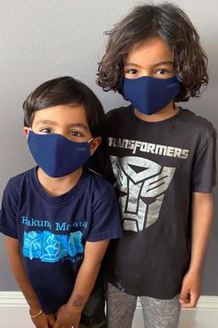 Jaanuu Anti-Microbial Kid's masks
