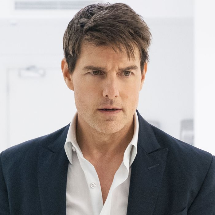 Can I Tell You About My Favorite Actor, Tom Cruise's Bangs?