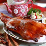 Everybody do the Peking duck ...