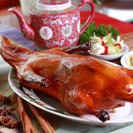 Everybody do the Peking duck ...