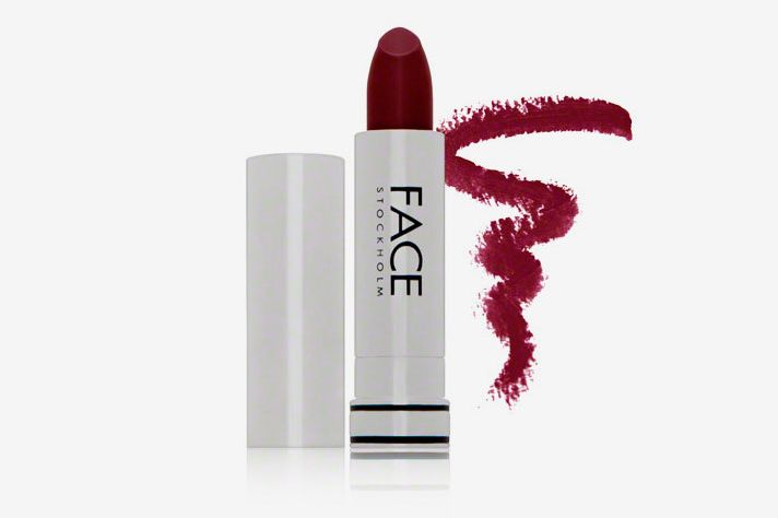 Face Stockholm Veil Lipstick in Cranberry