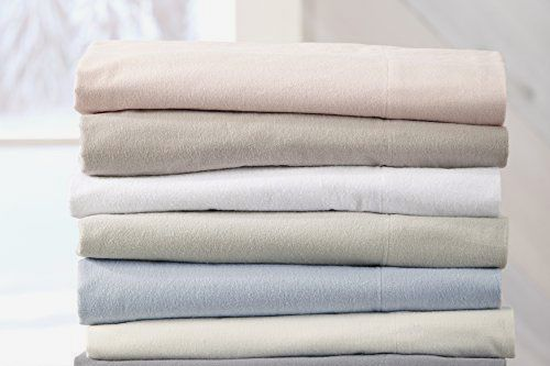 Great Bay Home Extra Soft 100% Cotton Flannel Sheet Set (Full)