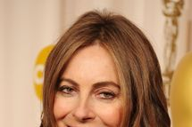 HOLLYWOOD, CA - FEBRUARY 27:  Presenter Kathryn Bigelow poses in the press room during the 83rd Annual Academy Awards held at the Kodak Theatre on February 27, 2011 in Hollywood, California.  (Photo by Jason Merritt/Getty Images) *** Local Caption *** Kathryn Bigelow