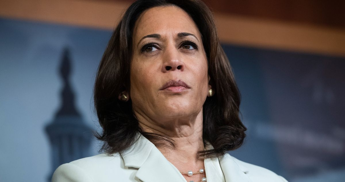 The Status Quo S Not Working Talking With Kamala Harris