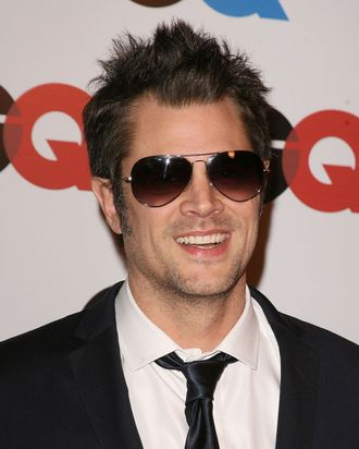 Johnny Knoxville during GQ Man of the Year Awards - Arrivals at Sunset Tower Hotel in Los Angeles, California, United States. (Photo by Jason Merritt/FilmMagic)