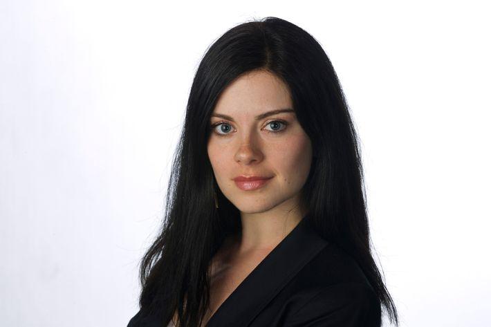 Reporter Robyn Doolittle.