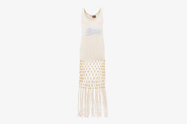 Paula Tank Top Dress Beads