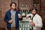 Eating Vegan Ice Cream With Jason Schwartzman and Director Alex Ross Perry