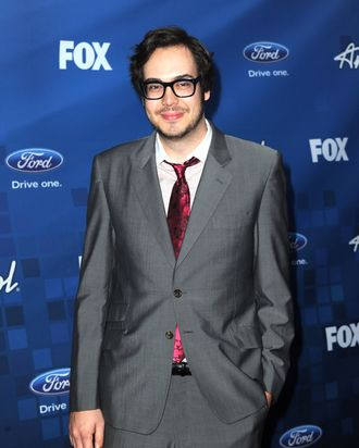 Actor Nelson Franklin attends Fox's