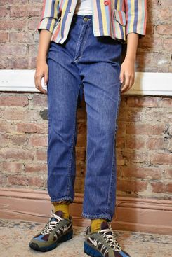 Lee's Vintage 1960s High Waisted Jeans