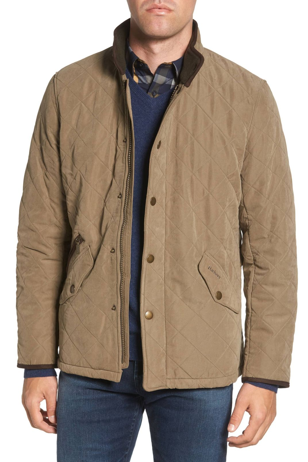 Bowden Quilted Jacket