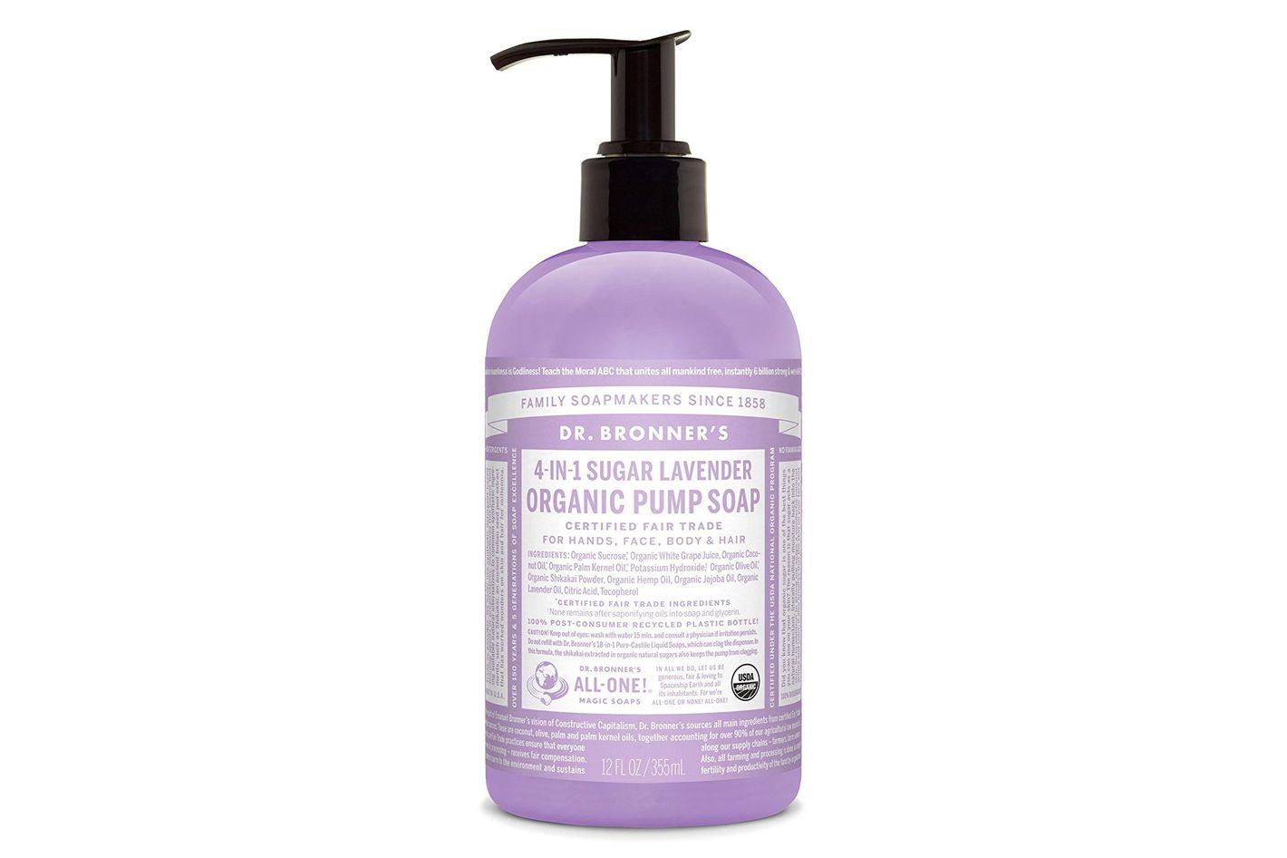 Dr. Bronner's Lavender Hand Soap