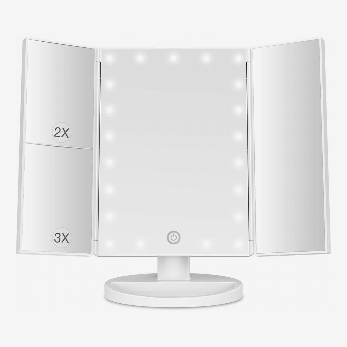 13 Best Lighted Makeup Mirrors 2021