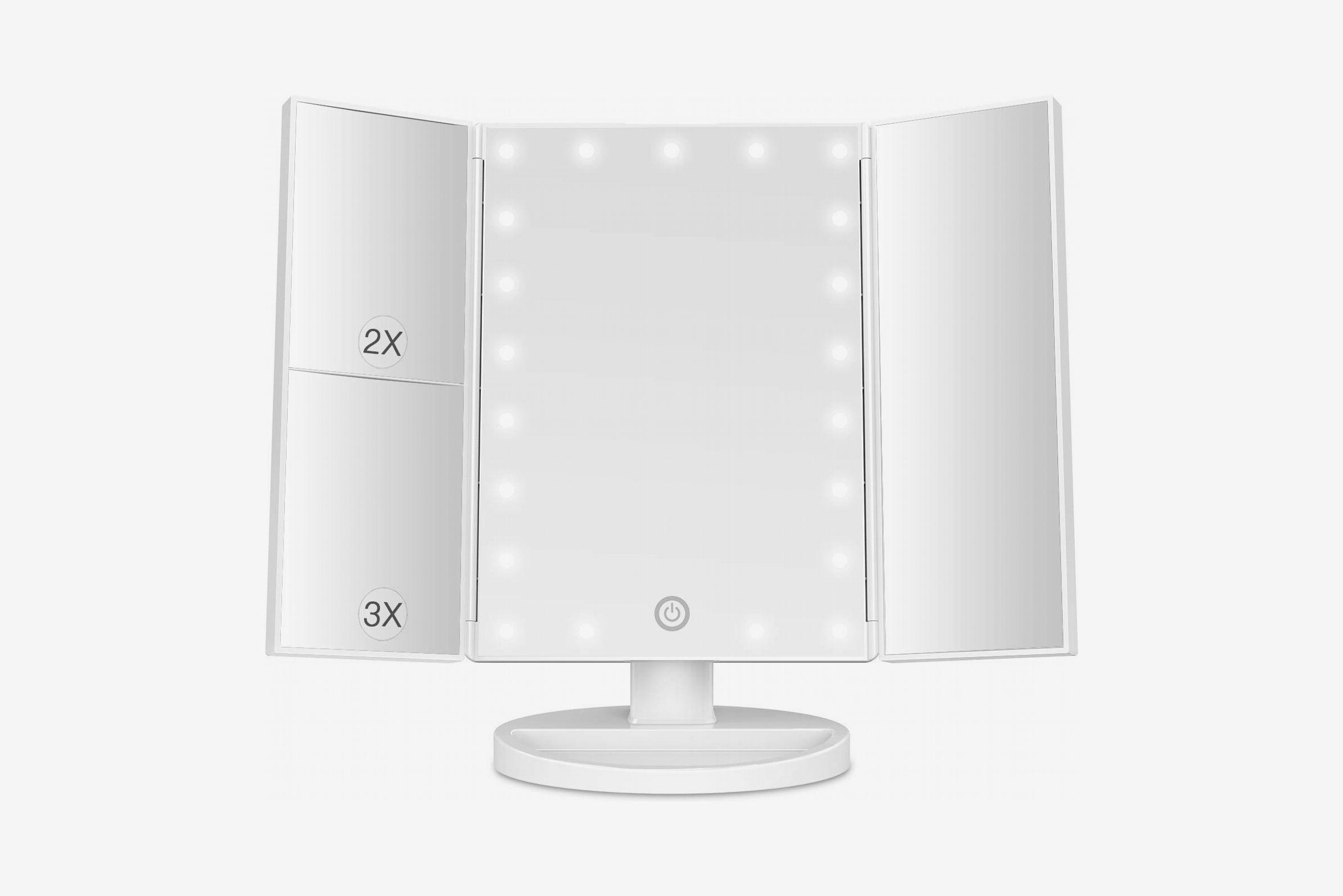 14 Best Lighted Makeup Mirrors 2021, Best Makeup Mirror Canada