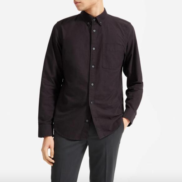 Everlane Men's Slim Fit Japanese Oxford, Uniform
