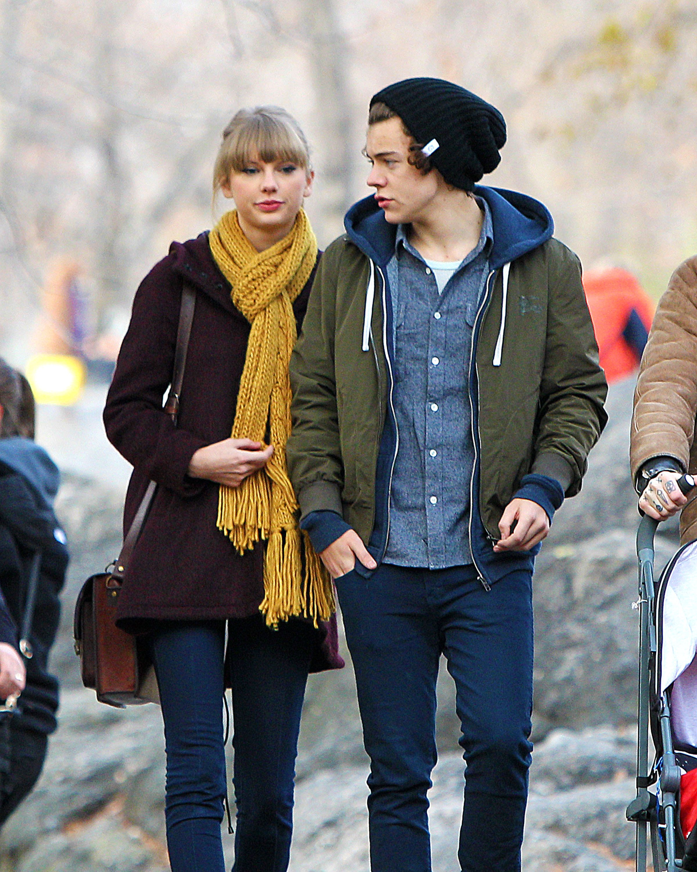 Taylor Swift And Harry Styles Had A Rough New Year S