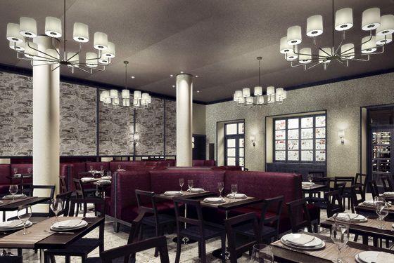 Alison Eighteen's dining room.