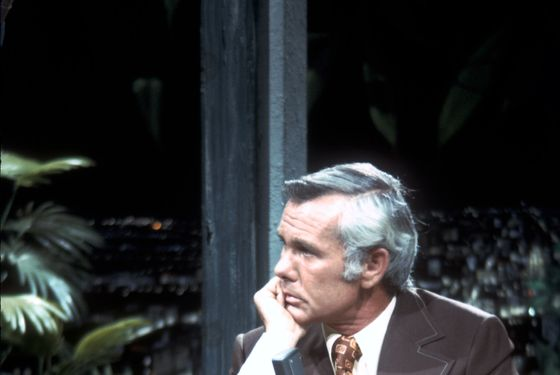 UNSPECIFIED - AUGUST 01:  Photo of Johnny Carson  (Photo by Michael Ochs Archives/Getty Images)