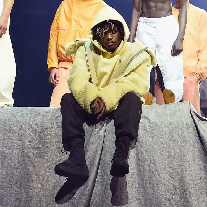 05ad6ad6896 Ian Connor. Photo  Dimitrios Kambouris Getty Images for Yeezy Season 3