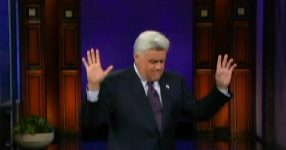 Jay Leno, Embarrassing First Date, Potty related