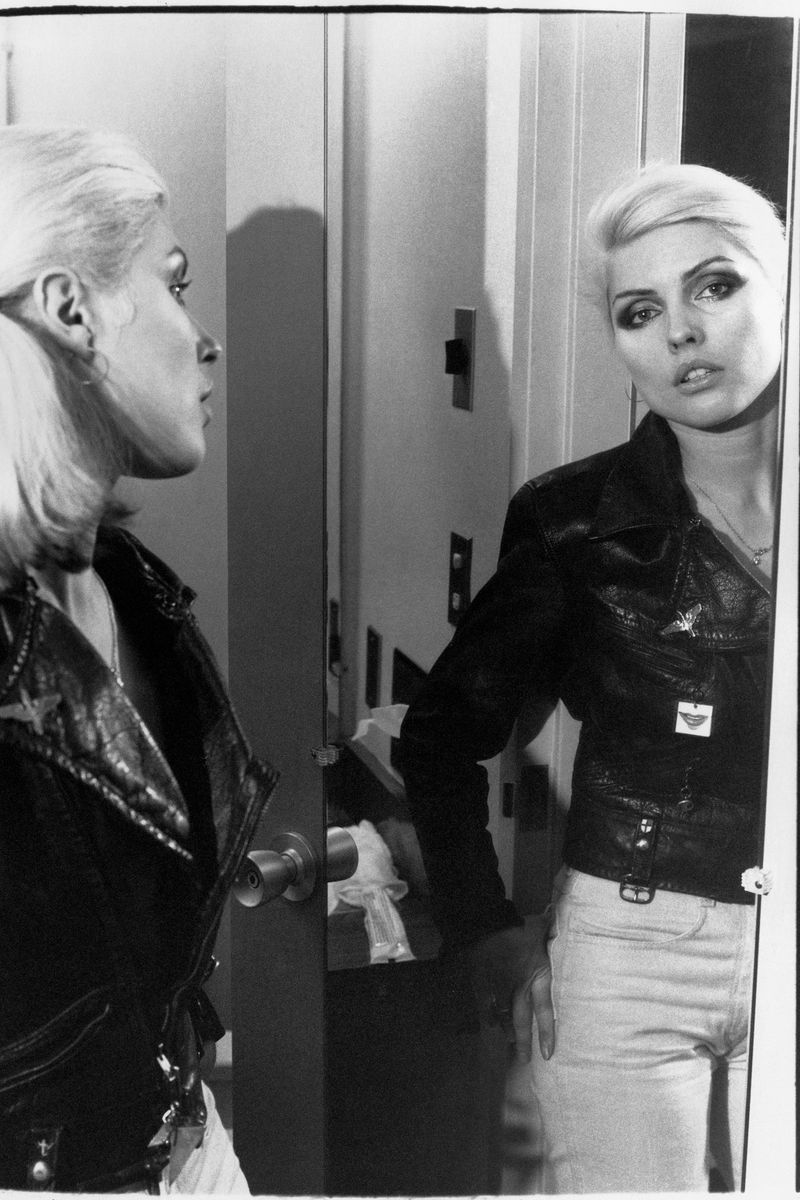 Circa 1976 - Chris Stein / Negative: Me, Blondie, and the ...