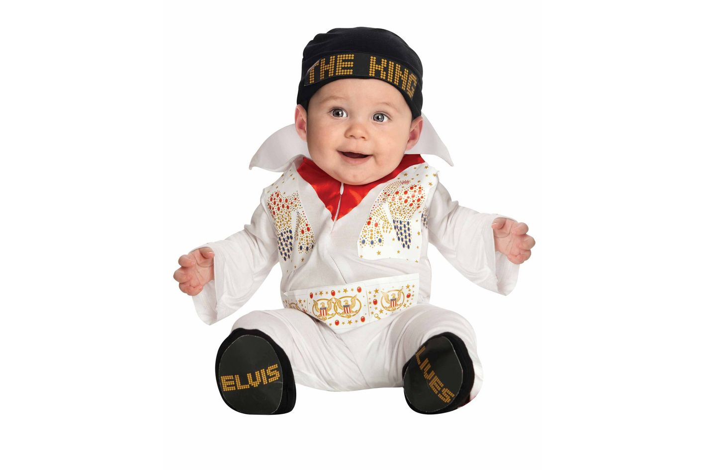 Elvis Onesie Costume  sc 1 st  NYMag & 15 Best Baby Infant Halloween Costumes 2017: Monsters Lions