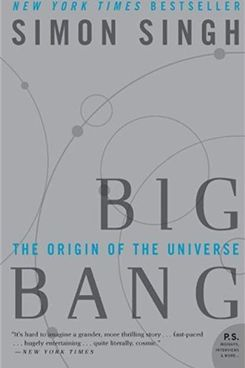 Big Bang: The Origin of the Universe by Simon Singh