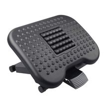 HUANUO Adjustable Footrest With Massage Texture and Roller