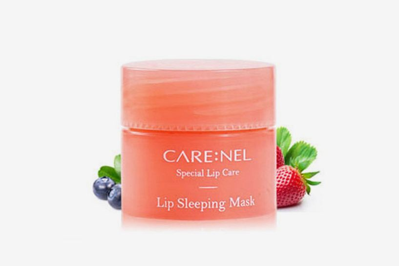 Care:Nel Korean Cosmetics Lip Sleeping Mask