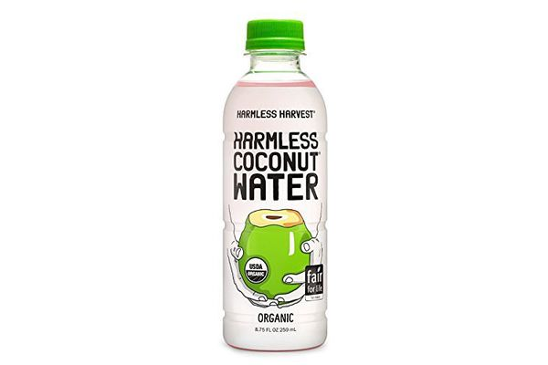 Harmless Coconut Water, Original 8.75 fl oz (Pack of 12)