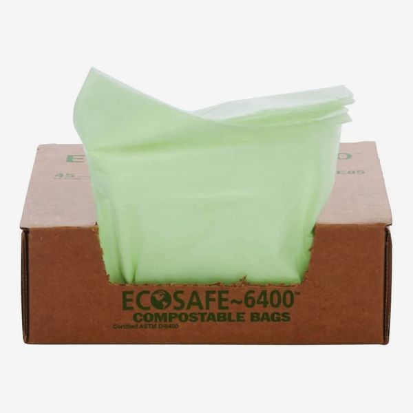 Stout by Envision EcoSafe-6400 Compostable Bags (45-Count)