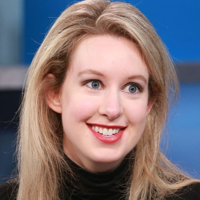 What Does It Mean That Elizabeth Holmes Doesn't Blink?