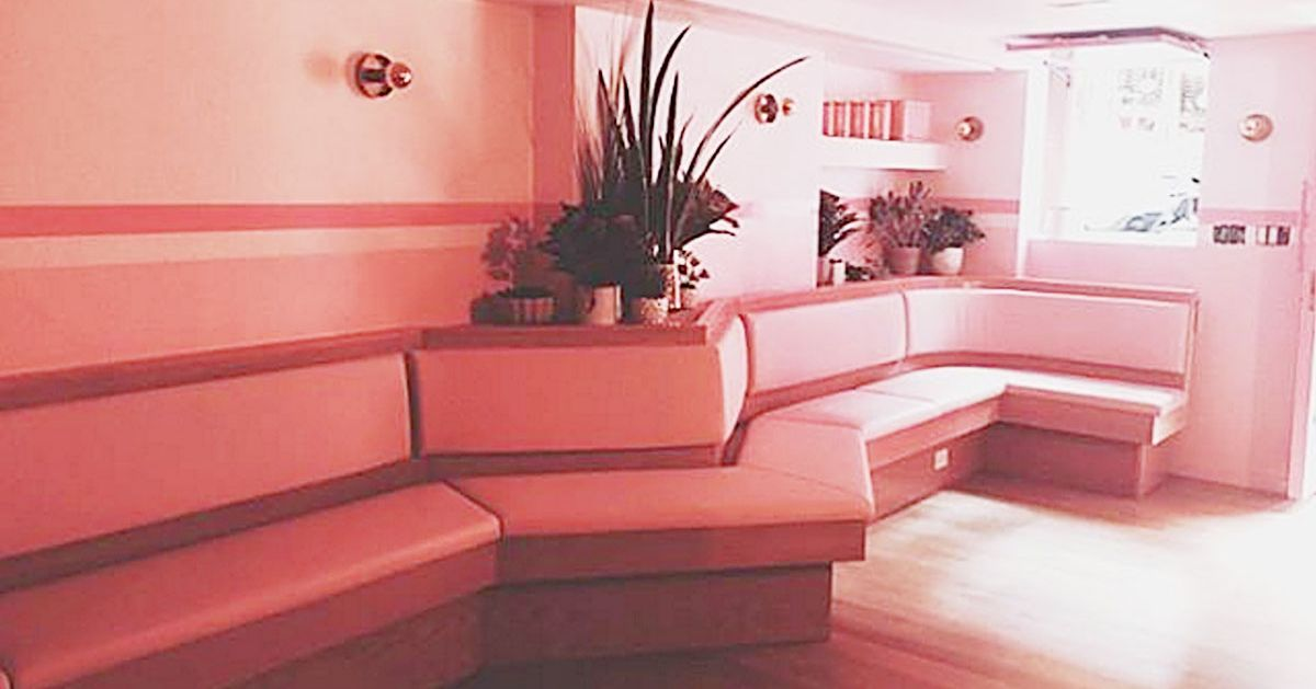A Visit to the All-Pink Restaurant at the End of the World