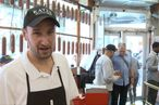 Watch This Katz's Waiter Not Make Any New Friends on the Job