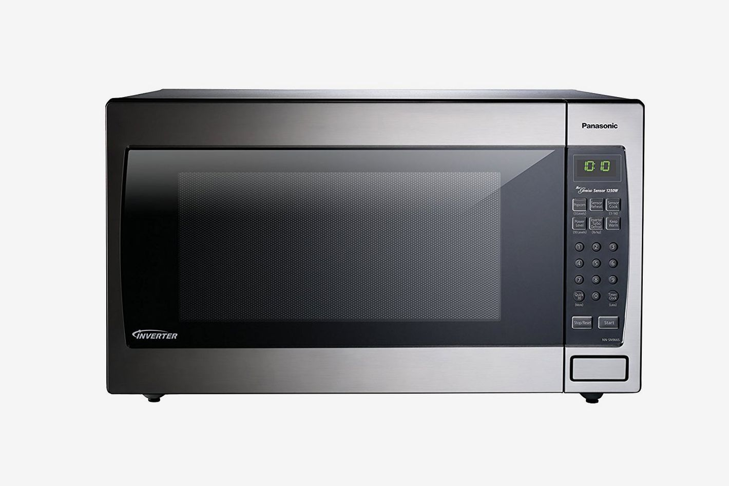 Panasonic NN-SN966S Microwave Oven- strategist best smart kitchen appliances