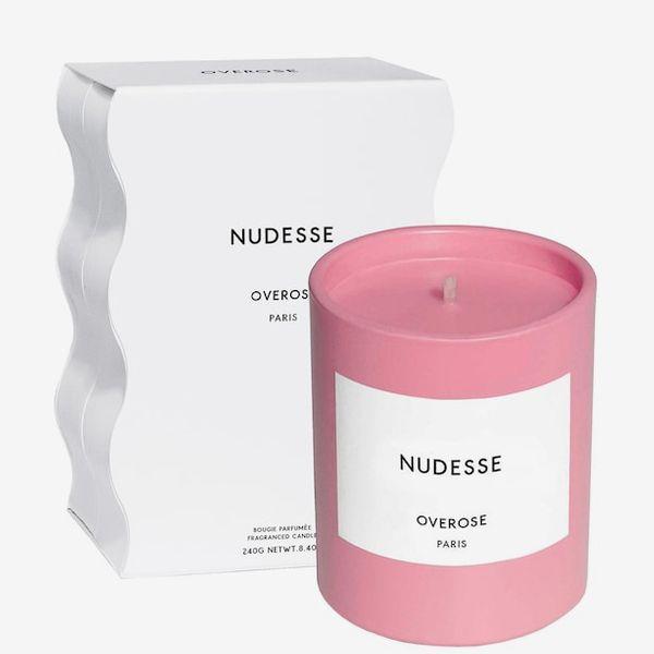 Overose Nudesse Pink Candle