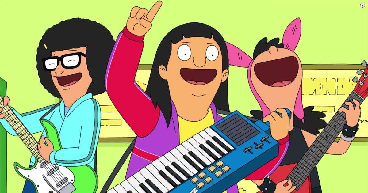 Every Original Bob's Burgers Song, Ranked