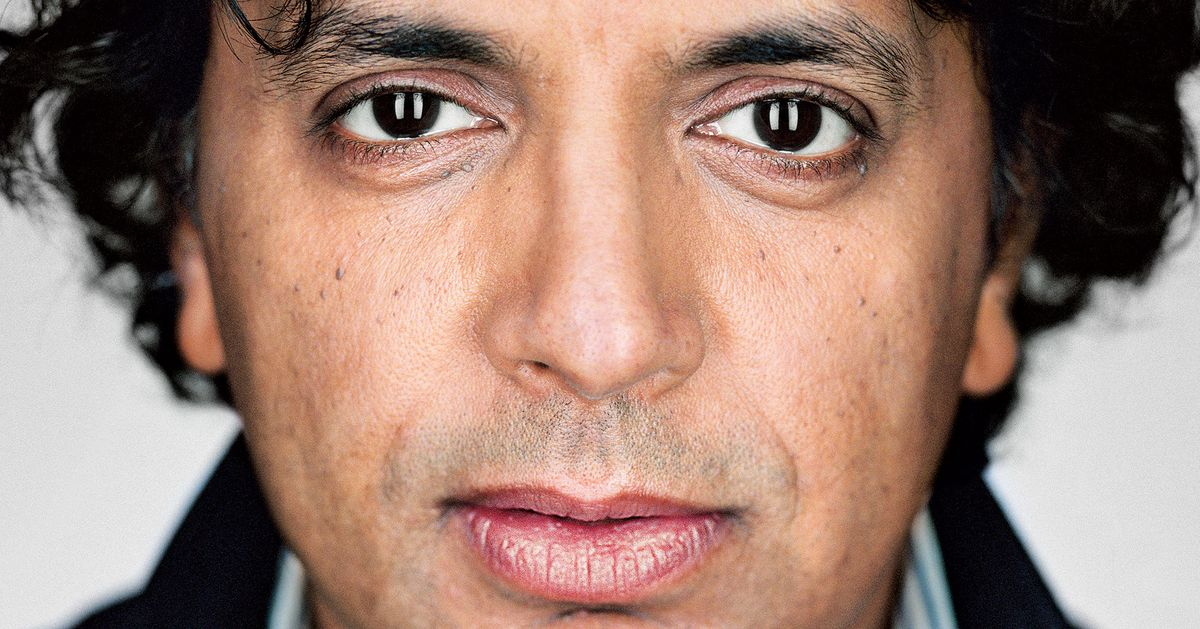 M  Night Shyamalan on His Failures, His Successes, and Glass