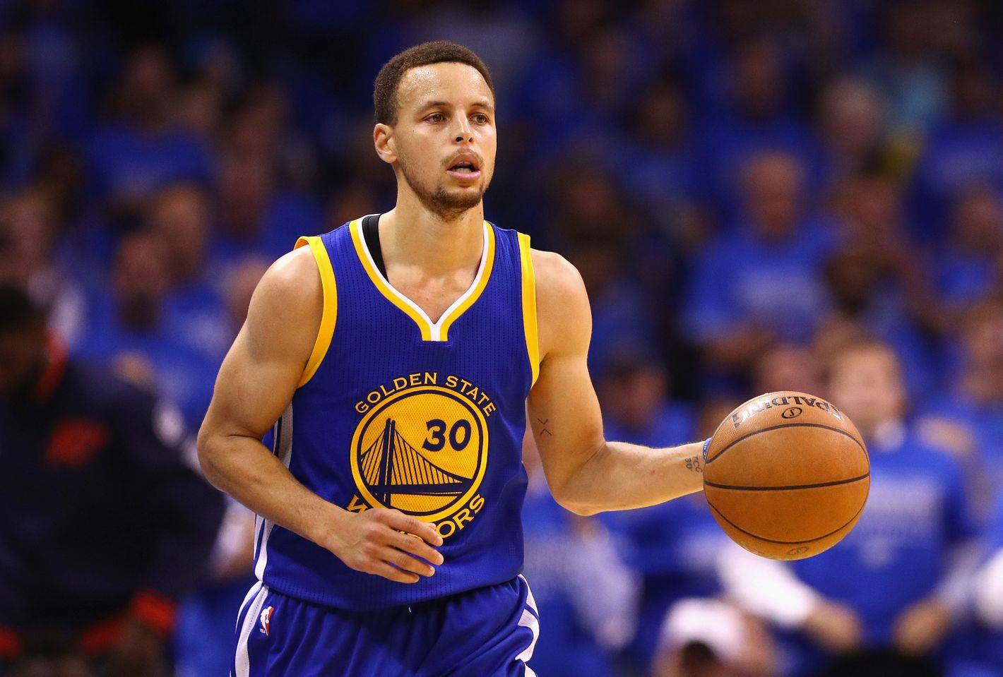 Steph Curry Literally Sees the World Differently -- Science of Us