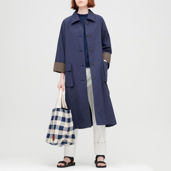 JW Anderson x Uniqlo Women's Long Coat