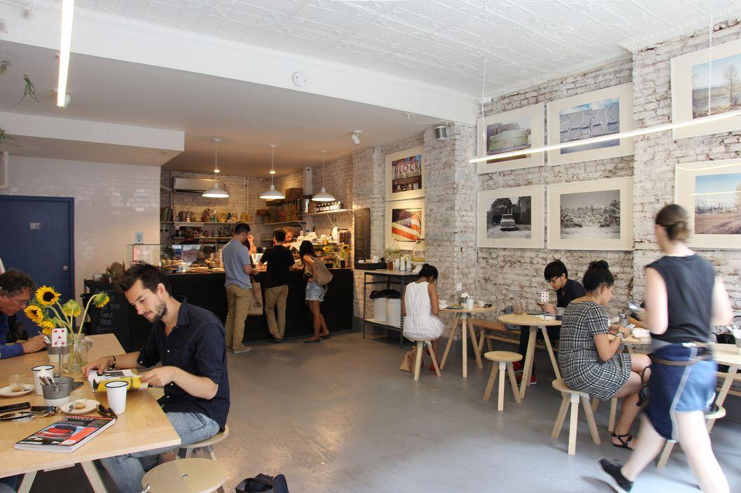 Art Gallery Cafe New York