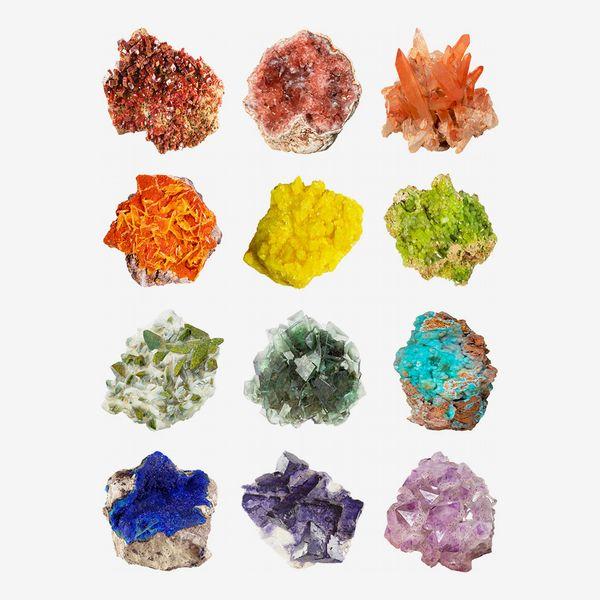 Field Studies Chromatic Crystal Grid